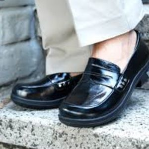 Alegria penny loafers